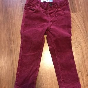 Skinny girl pants — perfect for fall/winter